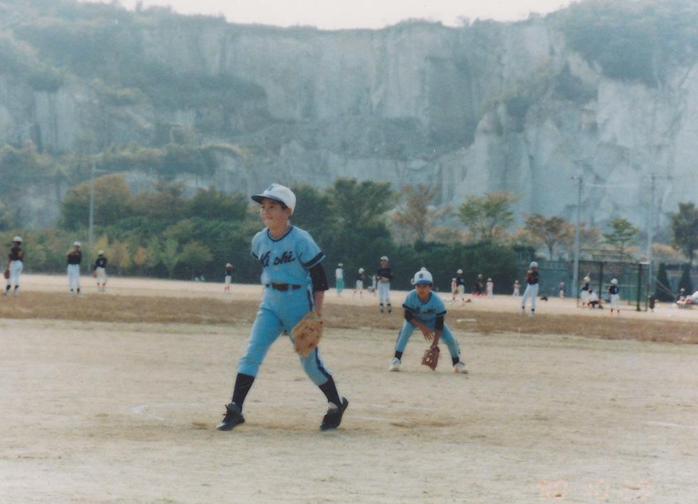 院長プロフィール 少年野球